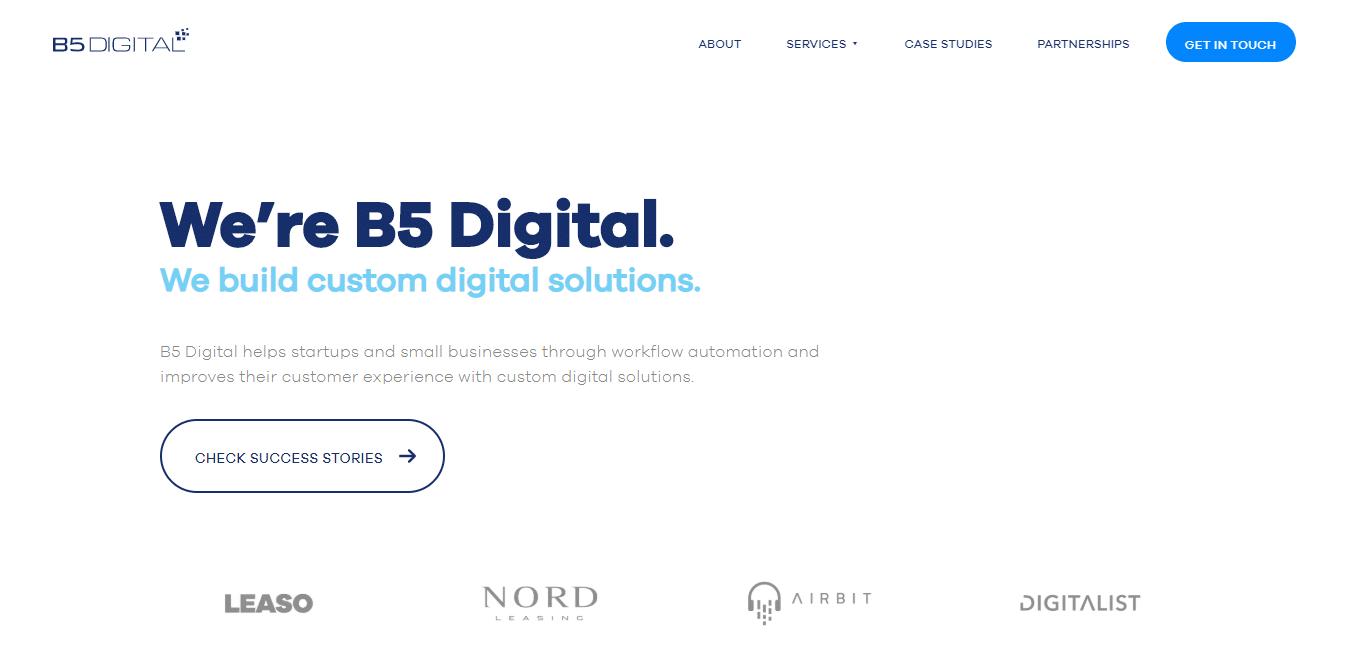(c) B5digital.dk